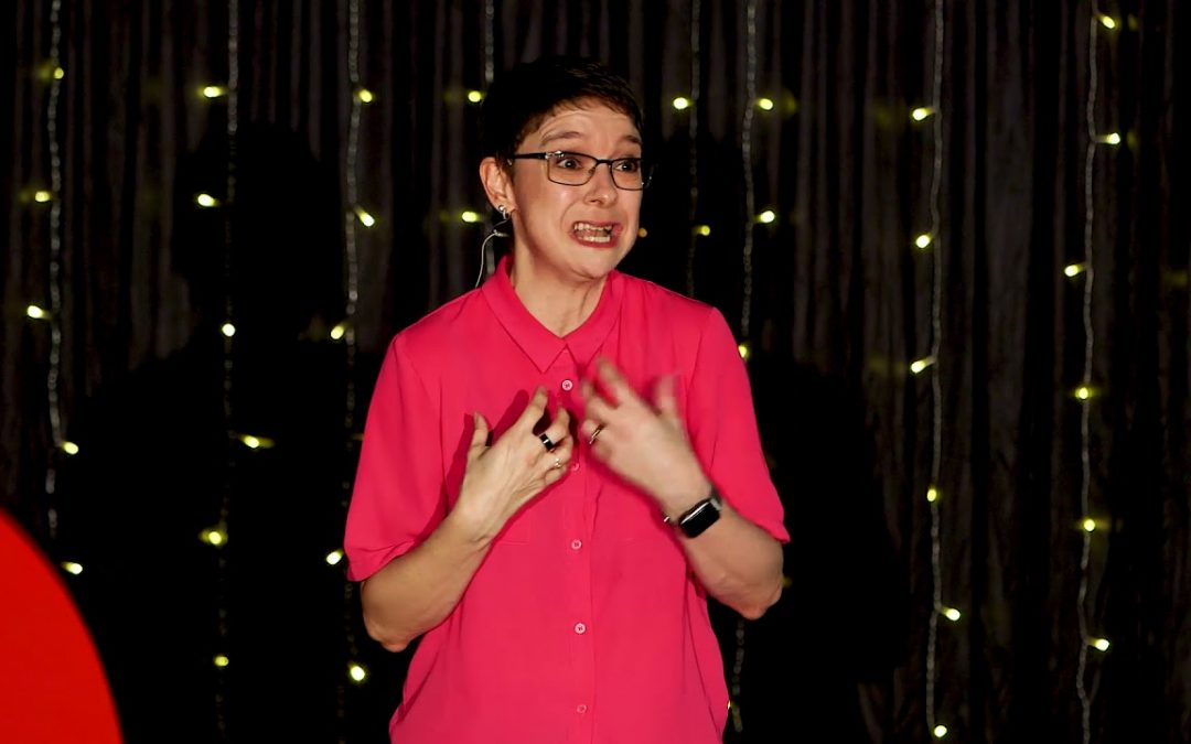 Lisa Zevi TESx Speaker