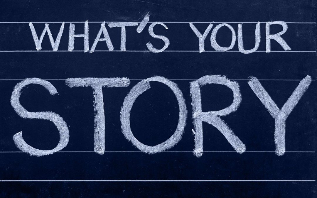 The Power Of Storytelling at TEDx
