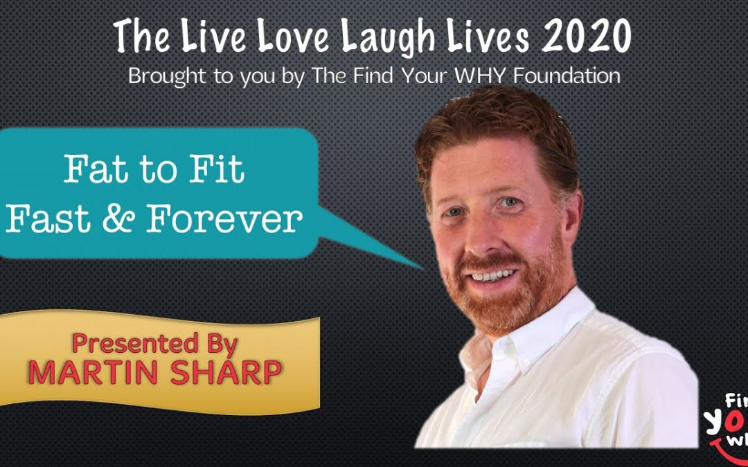 Martin Sharp Fit For Life